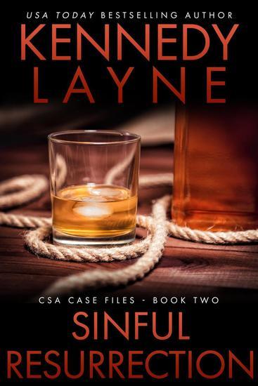 Sinful Resurrection (CSA Case Files 2) - CSA Case Files #2 - cover