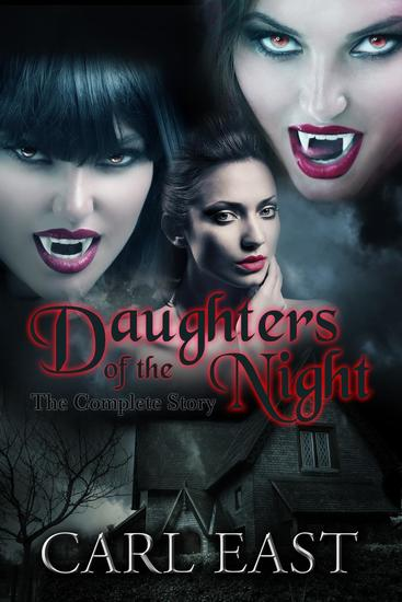 Daughters of the Night the Complete Story - cover