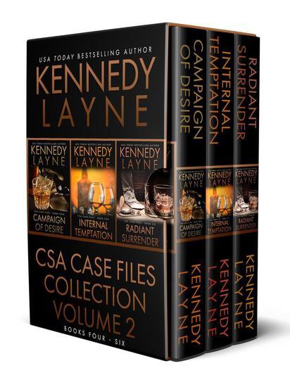 CSA Case Files (Volume 2) - CSA Case Files - cover