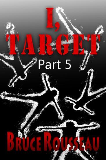 I Target (Part 5) - I Target #5 - cover