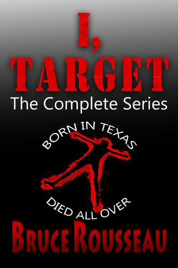 I Target (The Complete Series) - cover