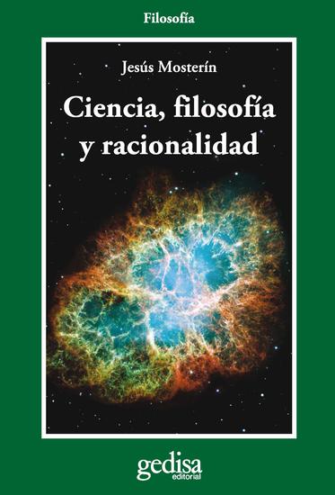 Ciencia filosofía y racionalidad - cover