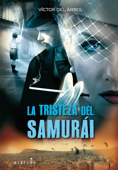 La tristeza del samurái - cover