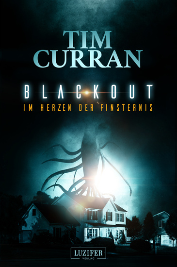 BLACKOUT - Im Herzen der Finsternis - Horror-Thriller - cover