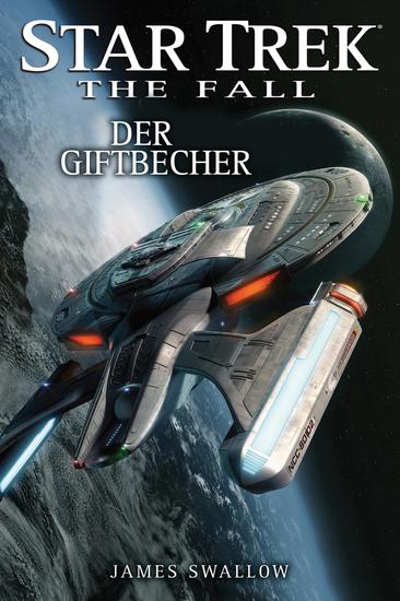 Star Trek - The Fall 4: Der Giftbecher - cover