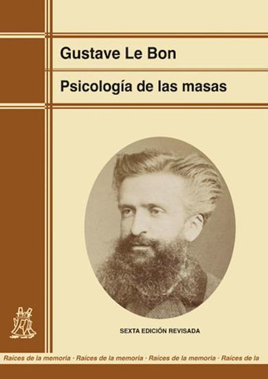 Psicología de las masas (edición renovada) - cover