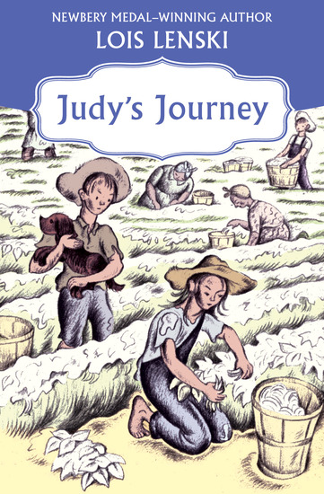 Judy's Journey - cover