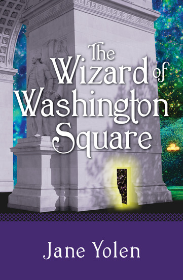 The Wizard of Washington Square - cover