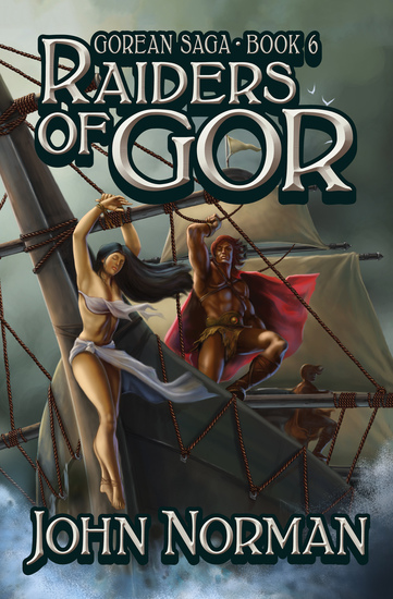 Raiders of Gor - cover
