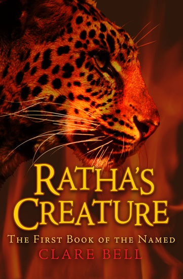 Ratha's Creature - cover