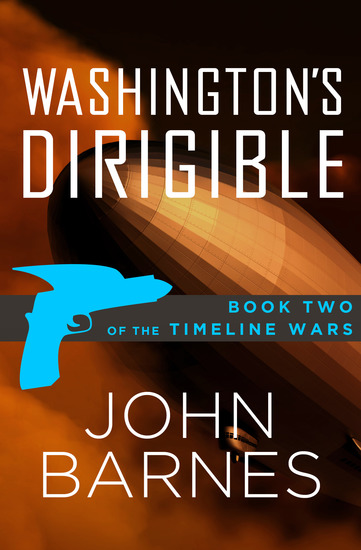 Washington's Dirigible - cover