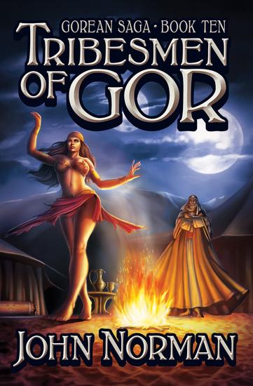 Tribesmen of Gor - cover