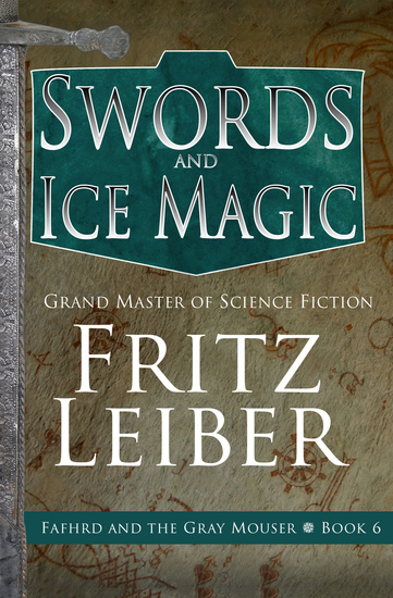 Swords and Ice Magic - cover