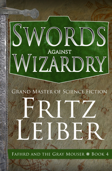 Swords Against Wizardry - cover