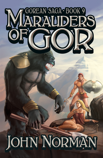 Marauders of Gor - cover
