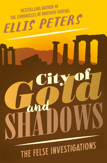 City of Gold and Shadows - cover