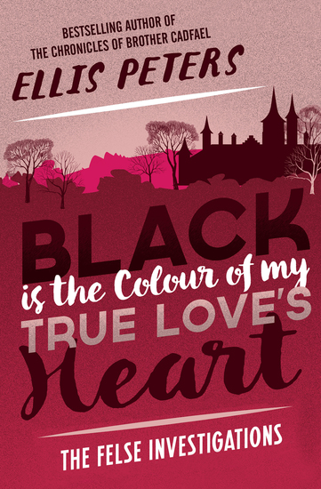 Black Is the Colour of My True Love's Heart - cover