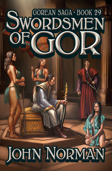 Swordsmen of Gor - cover