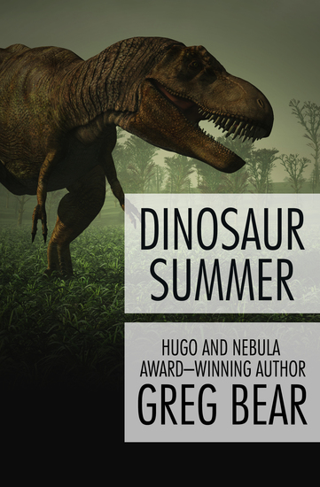 Dinosaur Summer - cover