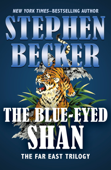 The Blue-Eyed Shan - cover