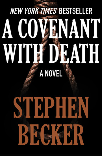 A Covenant with Death - A Novel - cover