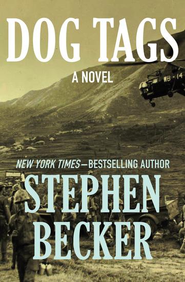 Dog Tags - A Novel - cover