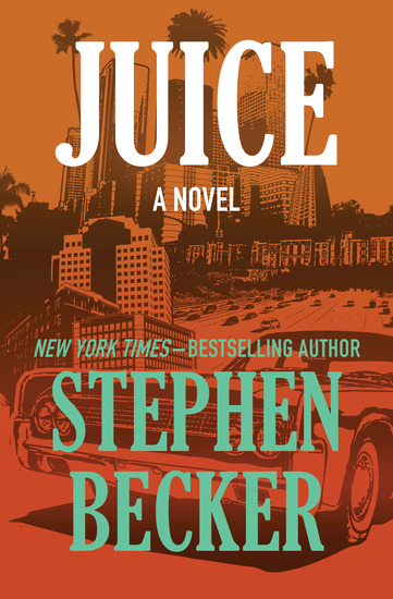 Juice - A Novel - cover