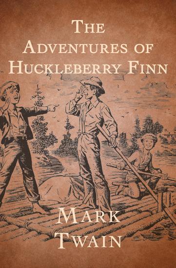 The Adventures of Huckleberry Finn - cover