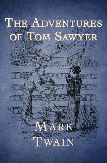 The Adventures of Tom Sawyer - cover