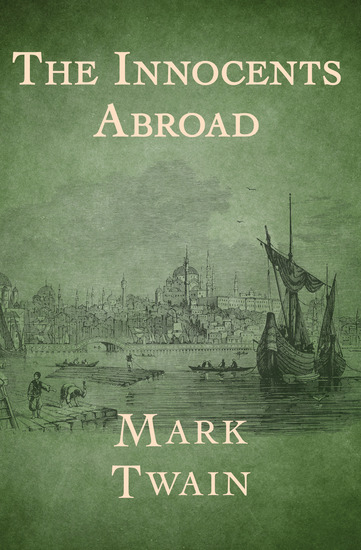 The Innocents Abroad - cover