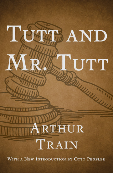 Tutt and Mr Tutt - cover