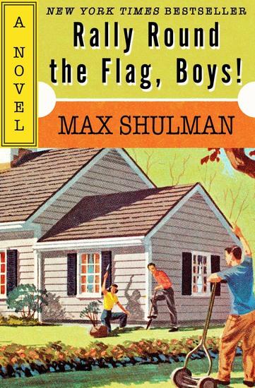 Rally Round the Flag Boys! - A Novel - cover