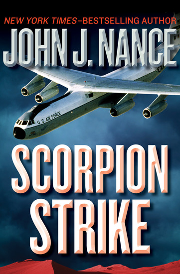 Scorpion Strike - cover