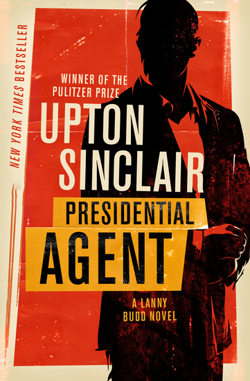 Presidential Agent - cover