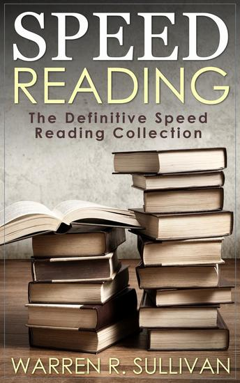 Speed Reading - cover