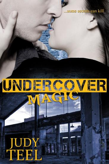 Undercover Magic - Shifty Magic Series #2 - cover