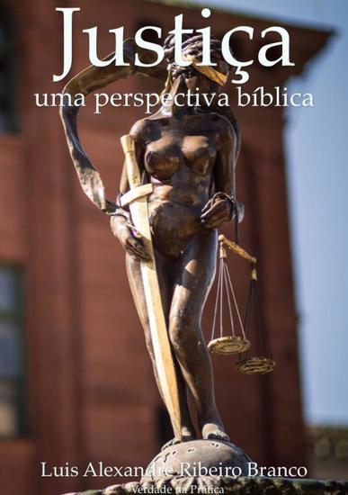 Justiça - cover