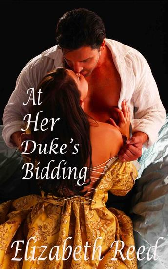 At Her Duke's Bidding - cover