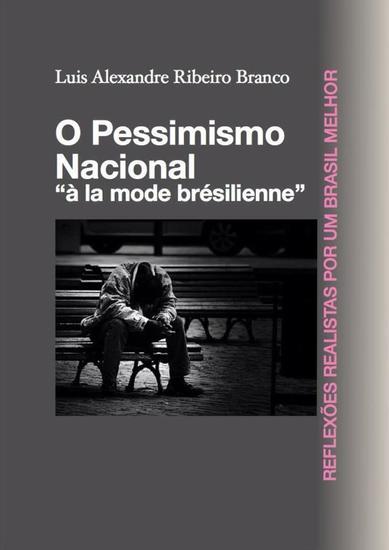 O Pessimismo Nacional - cover