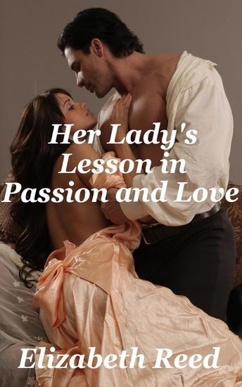 Her Lady's Lesson in Passion and Love - cover