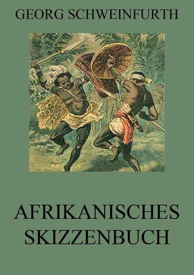 Afrikanisches Skizzenbuch - Erweiterte Ausgabe - cover