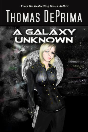A Galaxy Unknown - A Galaxy Unknown #1 - cover