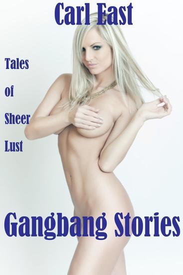 Gangbang Stories (Erotica) - cover