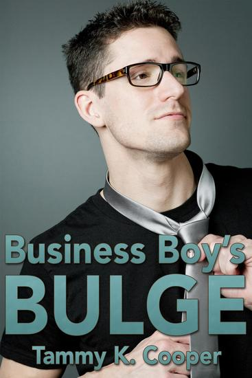 Business Boy's Bulge (Gay Hookup Erotica) - cover