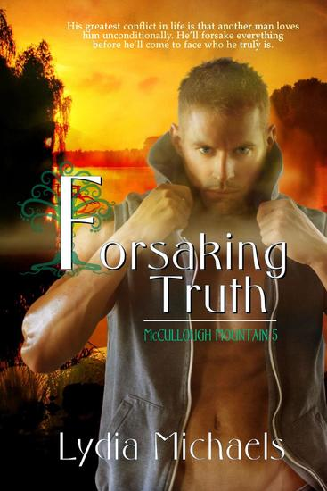 Forsaking Truth - McCullough Mountain #5 - cover