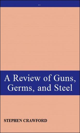 a review on epilogue of guns germs and steel by jared diamond