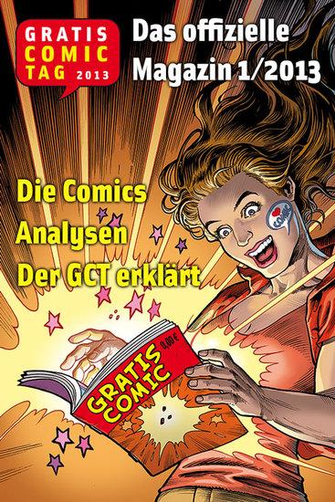 Gratis Comic Tag Magazin 1y2013 - cover