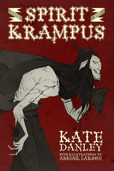 The Spirit of Krampus - Illustrated - cover