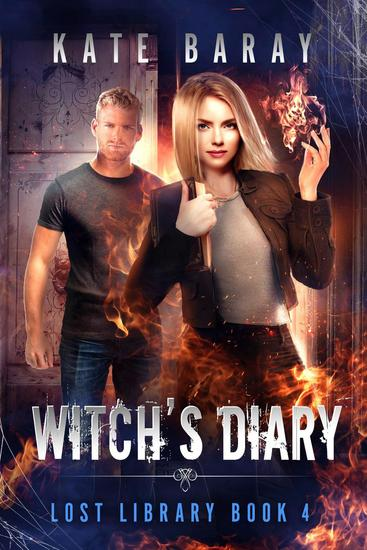 Witch's Diary - Lost Library #4 - cover
