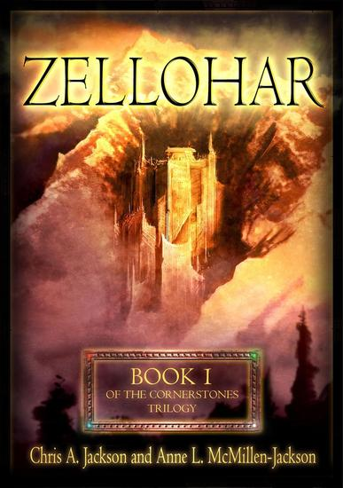 Zellohar - The Cornerstones Trilogy #1 - cover